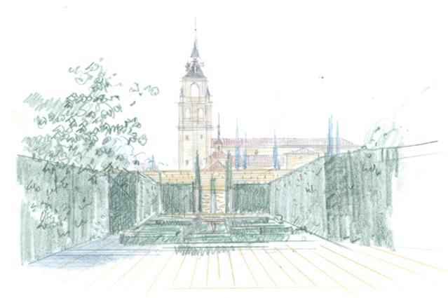 Pep casco historico alcala de henares planeamiento y arquitectura Arquitectura alcala de henares